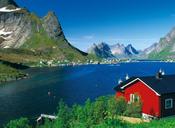 14176_norwegian_fishing_village__85137