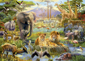 16303__Africa_Watering_Hole__63357