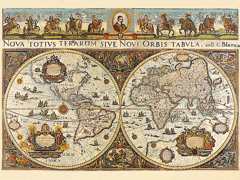 Ravensburger 17054 world map 3000piece barneys news box world map 3000piece 17054worldmap15238 gumiabroncs Gallery