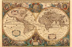 17411__Antique_World_Map__72788