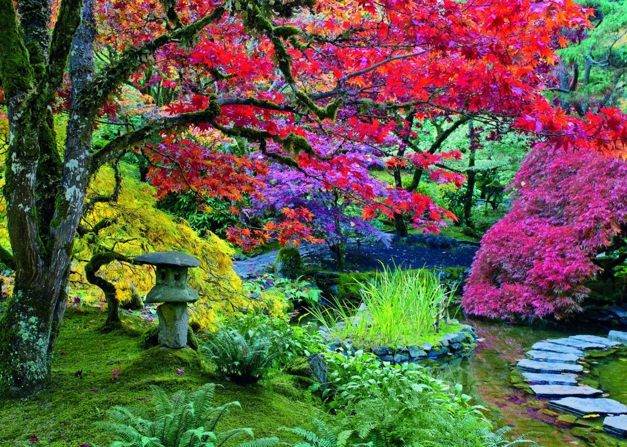 My Secret Garden: Stone Lantern (My Secret Garden)