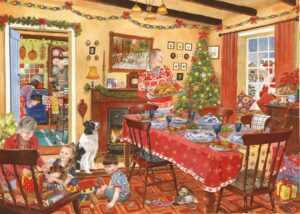 Christmas_Collectors_Edition_No._8_-_Unexpected_Guest_-_1000__500_pieces___BIG_500_piece_-_launches_July_2013__42809
