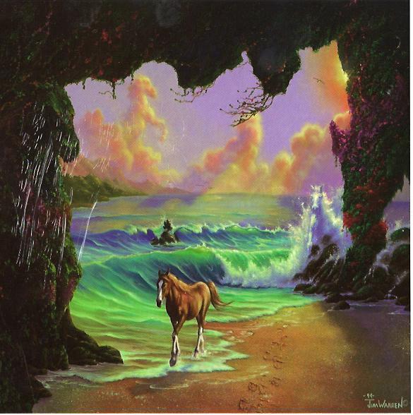 Funtime - 309867 - Seven Horses Invissipuzzle - 300 Piece ...