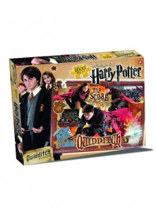 Harry Potter Quidditch 1000 pce Jigsaw Puzzle
