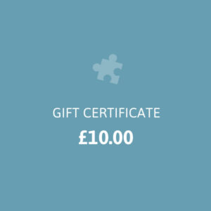 £10 Gift Certificate