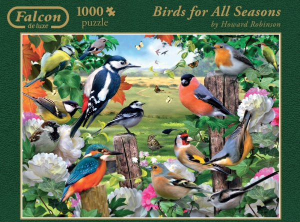 11025  Birds for all Seasons (BEST)