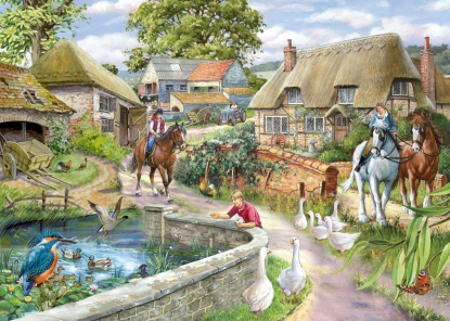 Castleford Collection - 1000 piece - Bridle Path - launches July 2016