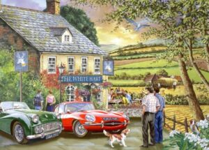 Castleford Collection - 1000 piece - Pleasant Evening - launches July 2016