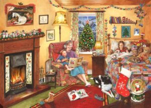 Christmas Collectors Edition No. 11 - A Story For Christmas - 1000 & 500 piece - launches July 2016