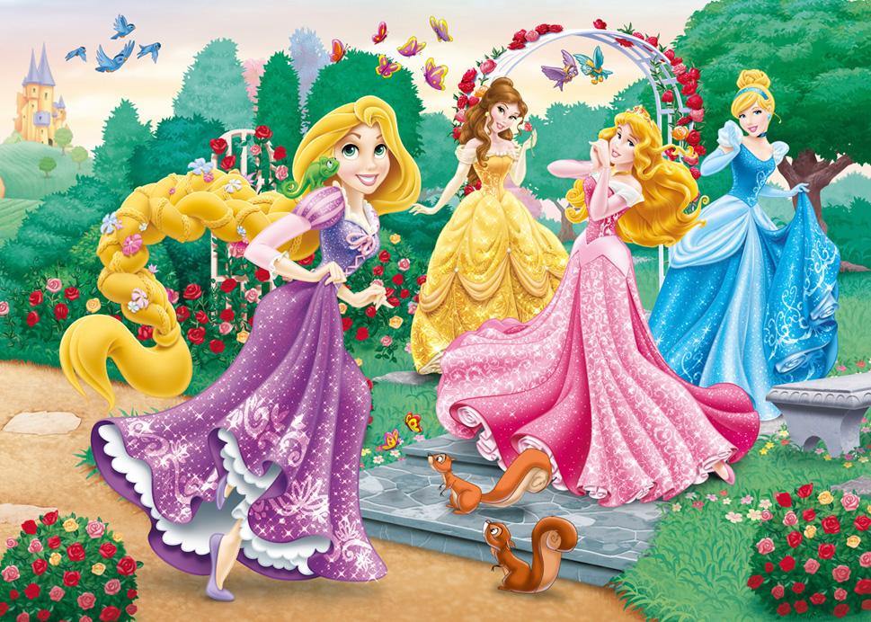 Clementoni 29660 Disney Princess 250 Piece Barneys