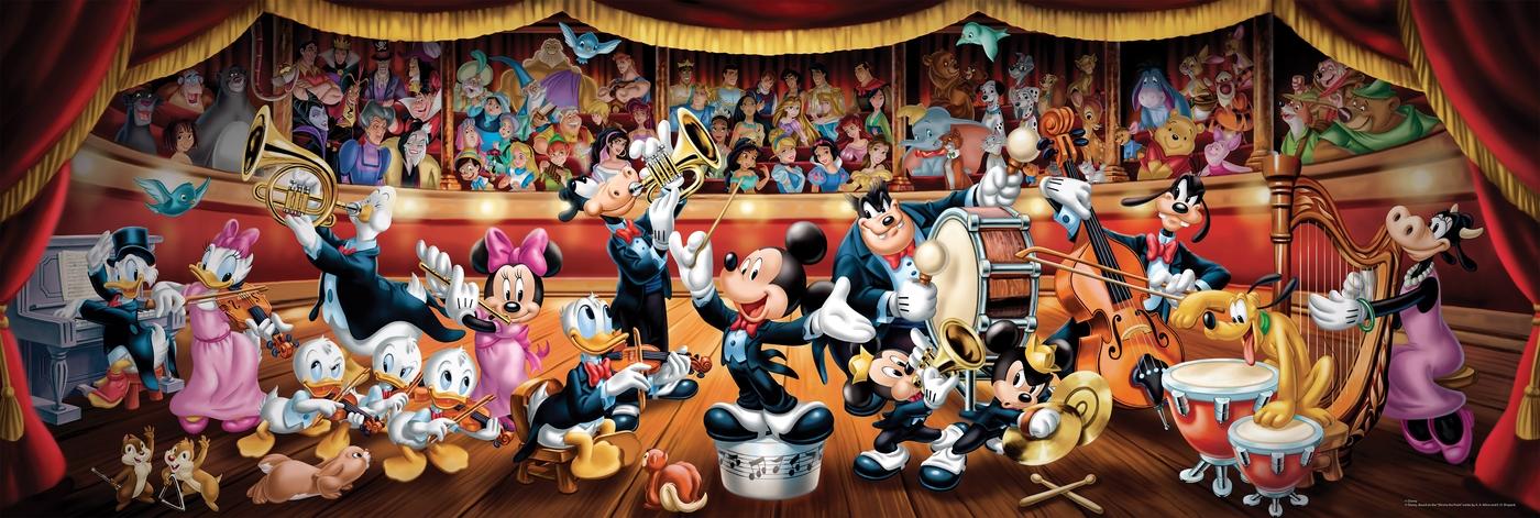 Disney Masterpiece Jigsaw Puzzle