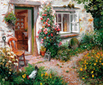 145x120.crop.791708 Roses Around Door best seller